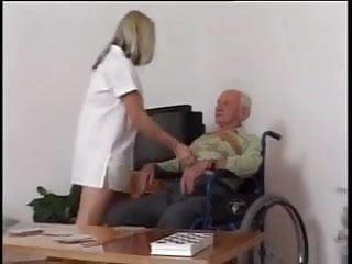 Granddad redhead Nurse for granddad...f70