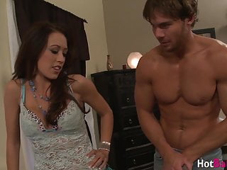 After cum in mouth - Busty pornstar capri cavanni takes cum in mouth after sex