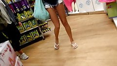 Bare Candid Legs - BCL#202