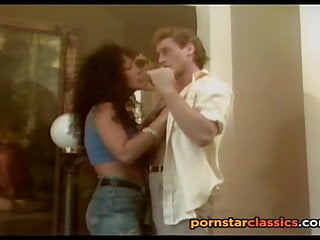 Naked curly brunette Curly brunette gets her ass licked in vintage porn