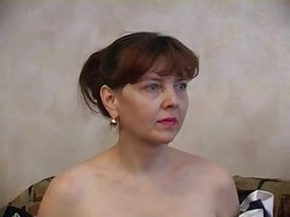 Adult brunette woman - Russian noble, adult woman concerns the sex with young person.