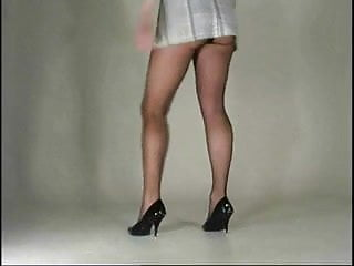Dancing girls upskirts Dancing girl pantyhose upskirt