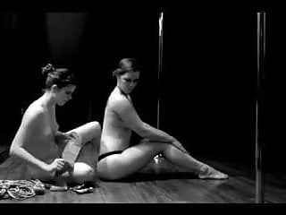 Torturing slave nude girls Nude slave girls tie up demo