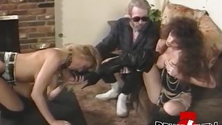 BRUCE SEVEN - Sting of Ecstacy with Bionca and Nikki Wilde