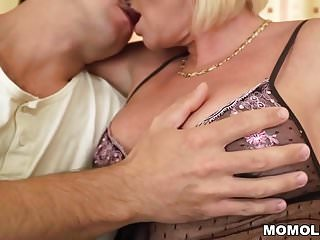 Machine orgasms Granny sex machine anett