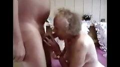 old grey granny