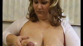Amateur Big Tits Wife Cumshot