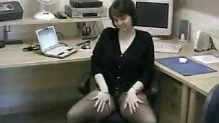 HOT office slut
