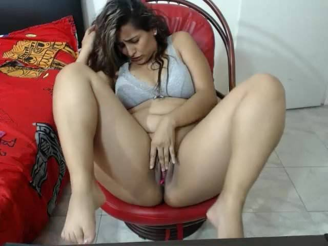 Hot Female Solo Masturbation