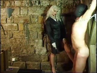 Whip cock tit femdom movies free - Slave cock whipped