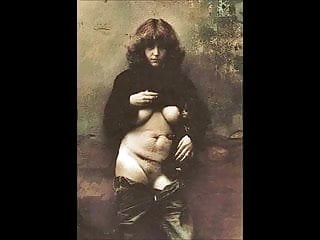 Art photos of shaved vagina - Nude erotic photo art of jan saudek 2