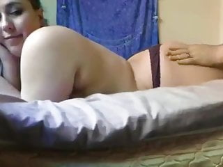 Having dry sex - Brunette as dry sex from behind and cumed on