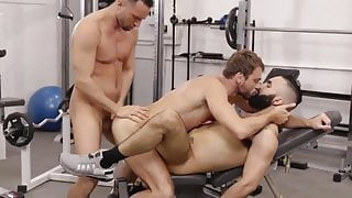 Colby Tucker, Max Adonis and Zaddy (BF P1)