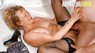 XXXOmas - German Wife Charlotte K. Has Rough Sex In Hotel Room