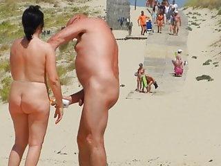 Russian nudist naturist - Plage naturiste