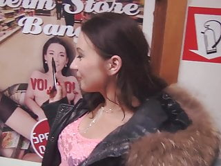 Young teens fucking old guys dating Julie: teen slut fucked in moncler by old guys supermarket