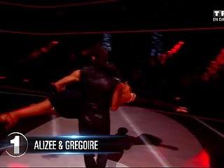 Alizee naked - Alizee - tango