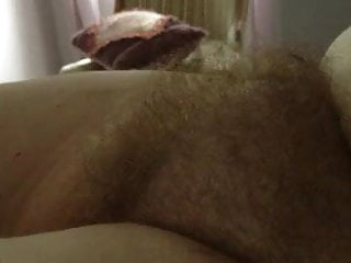 Hairy mounds - I love my wifes soft round hairy mound.
