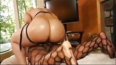 Big Booty Ebony Fucks Her Friend