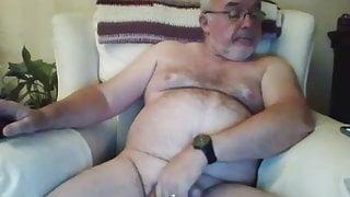 Naked British Daddy