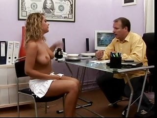 Breast implants exam video - Hot chick comes for breast exam and got fucked hard on couch