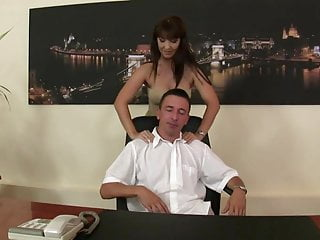 Girls kissing and fucking in the office Horny secretary maria belucci amazing fuck in the office