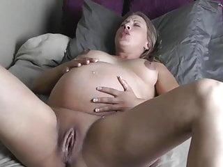 amateur pregnant massage fuck
