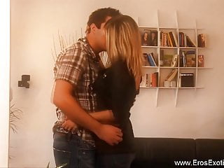 My blonde teacher sex - Kiss me gently my lover