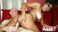 Latina Secretary Jasmine Lopez – Tit Fuck And Sex