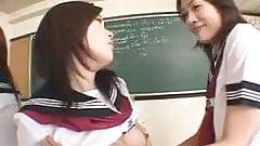 Japanese Punish Teacher