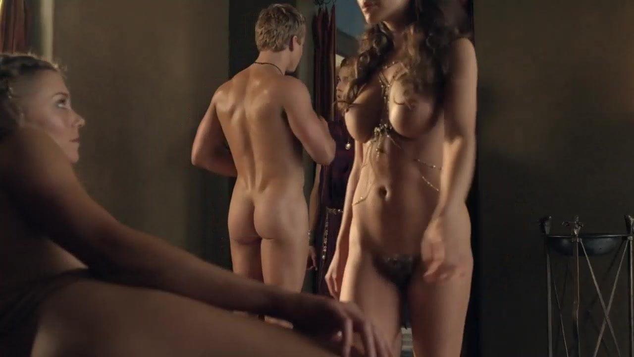 Spartacus Sexscene