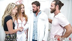 PURGATORYX Fertility Clinic Vol 1 Part 2 with Skylar & Adira