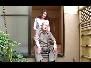 Uncensored young young teen - Japanese milf seduces somebodys grandfather uncensored