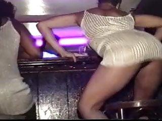 Gay nite clubs - Twin girls dancing the ibex nite club
