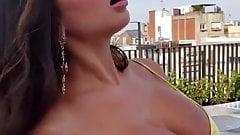 Desi Indian Sexy Girl, Big Nipples, Big Tits, Big Boobs Girl