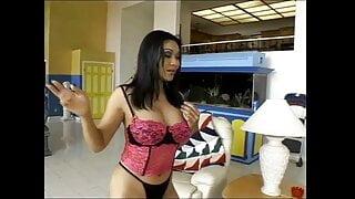 76 Asian slut fucked bareback by XXL COCK – anal creampie