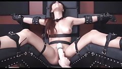 Sub Girl gets the ultimate Pleasure Torture pt 1
