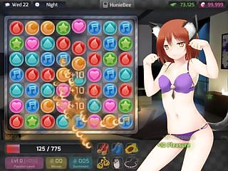 Free hentai pics of vandread second stage Game - huniepop momo bedroom stage