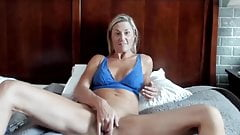 Horny nymphomaniac Stevie loves to role play with you