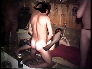 Creampie adult galleries Fucked by some guys after a visit in a adult cinema