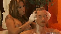 Stroking Handjo bPure Massage Fun