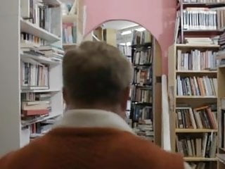 Tessalena fucking British slut paige gets fucked in the bookstore in stockings
