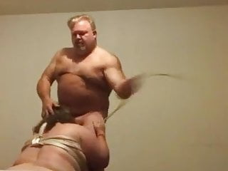 Muscle bbw Muscle chub daddy master and bbw