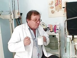 Hairy redheads clos up pussy Redhead granny dirty pussy stretching in gyn clinic