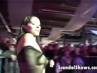 Pleasure p party Horny stripper pleasuring a lucky guy