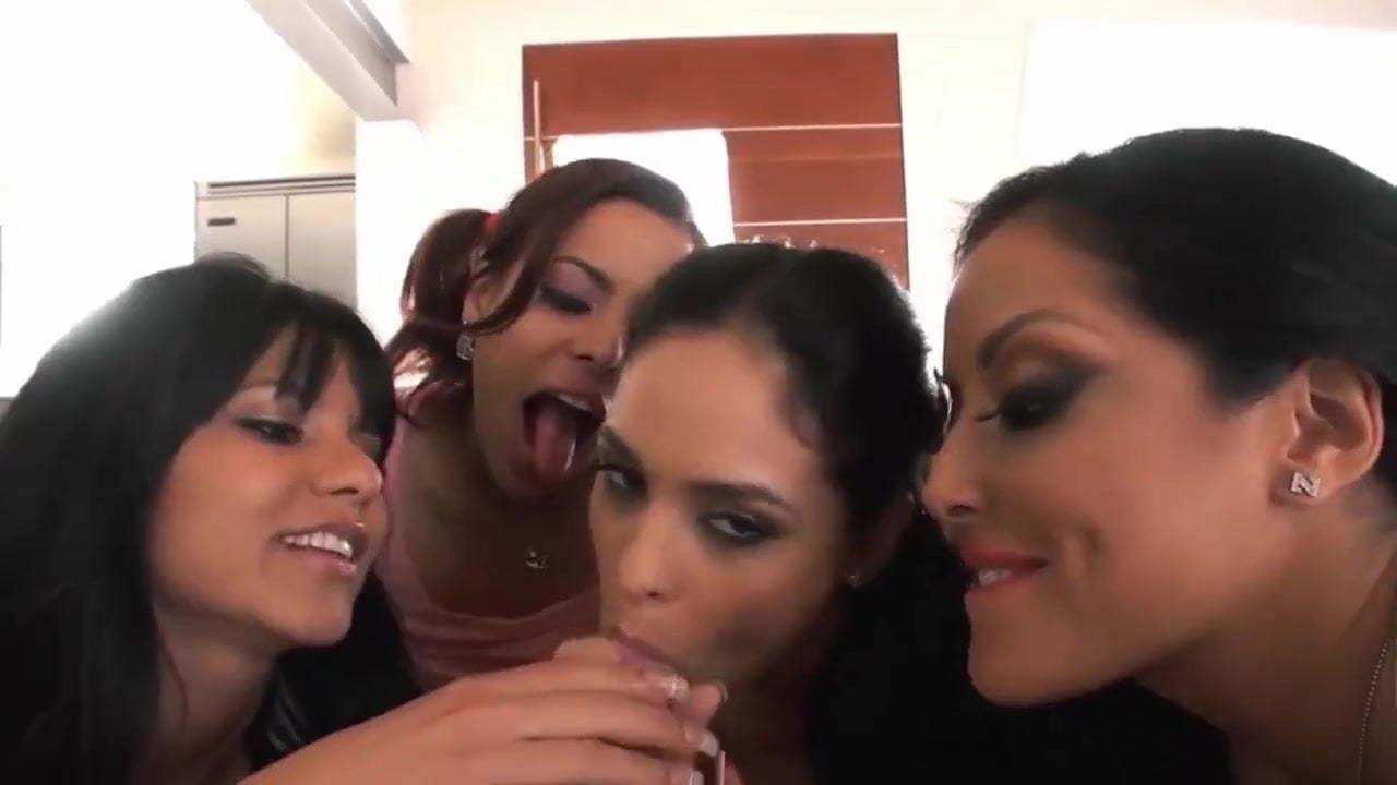 Aprendiendo Porno latin girls go crazy