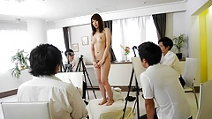 Japanese lady, Erina Sugisaki got nailed, uncensored