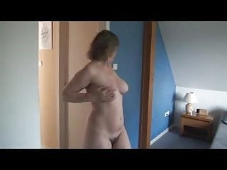 Lucky lady strip - One horny lady and one lucky dick