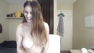 sexy brunette milf get over her ex