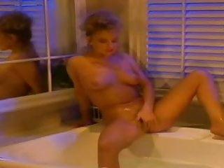 Horny lesbians in bath - Two lesbians in bath